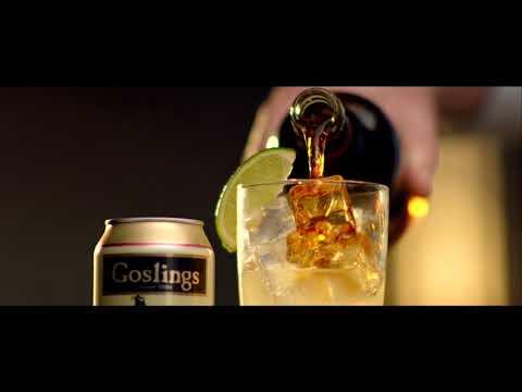 Goslings Rum: Slowly-Aged Black Seal Rum