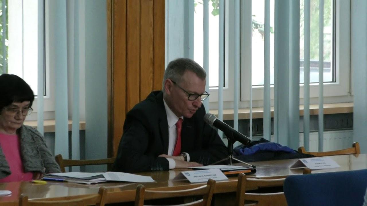 Nadzwyczajna sesja Rady Miasta w Nowym Dworze Gdańskim – 30.10.2017