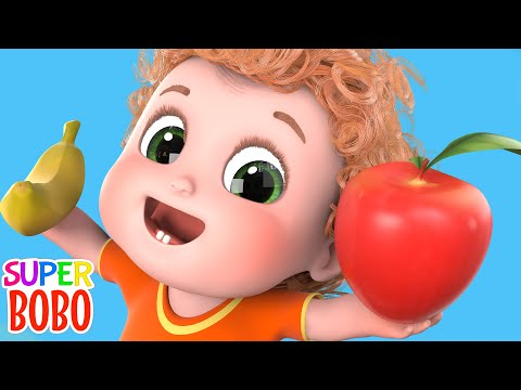 apples-and-bananas-two-+-more-nursery-rhymes-&-kids-songs---blue-fish