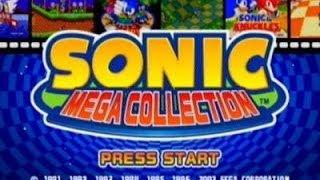 GameCube Classics 006 - Sonic Mega Collection