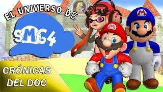 CRÓNICAS DEL DOC: El Universo de SMG4