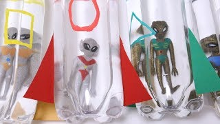Growing Aliens in the Rocket