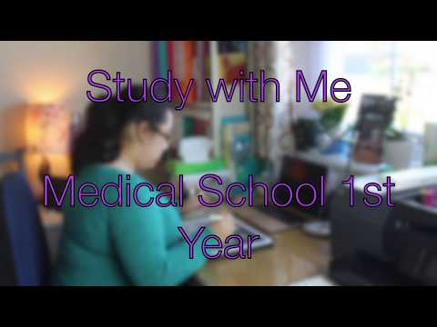 Study With Me | 25 minutes | 1st year of Medical School