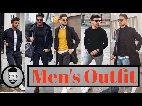 [VIDEO] - Top 50 Outfit Every Men Must Own(Fall/Winter) The Men Style|Men's Outfit 2