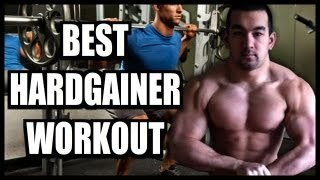 Hardgainer Workout Routine And Diet For Ectomorphs
