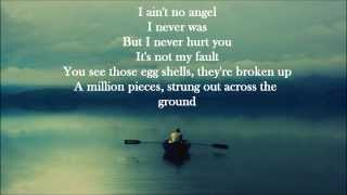 Repeat youtube video Birdy No Angel(Lyrics)