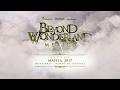 beyond wonderland mexico 2017 official announcement