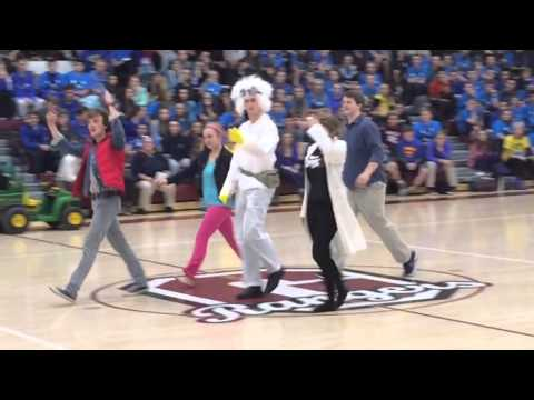 Greely High School Senior Skit 2015