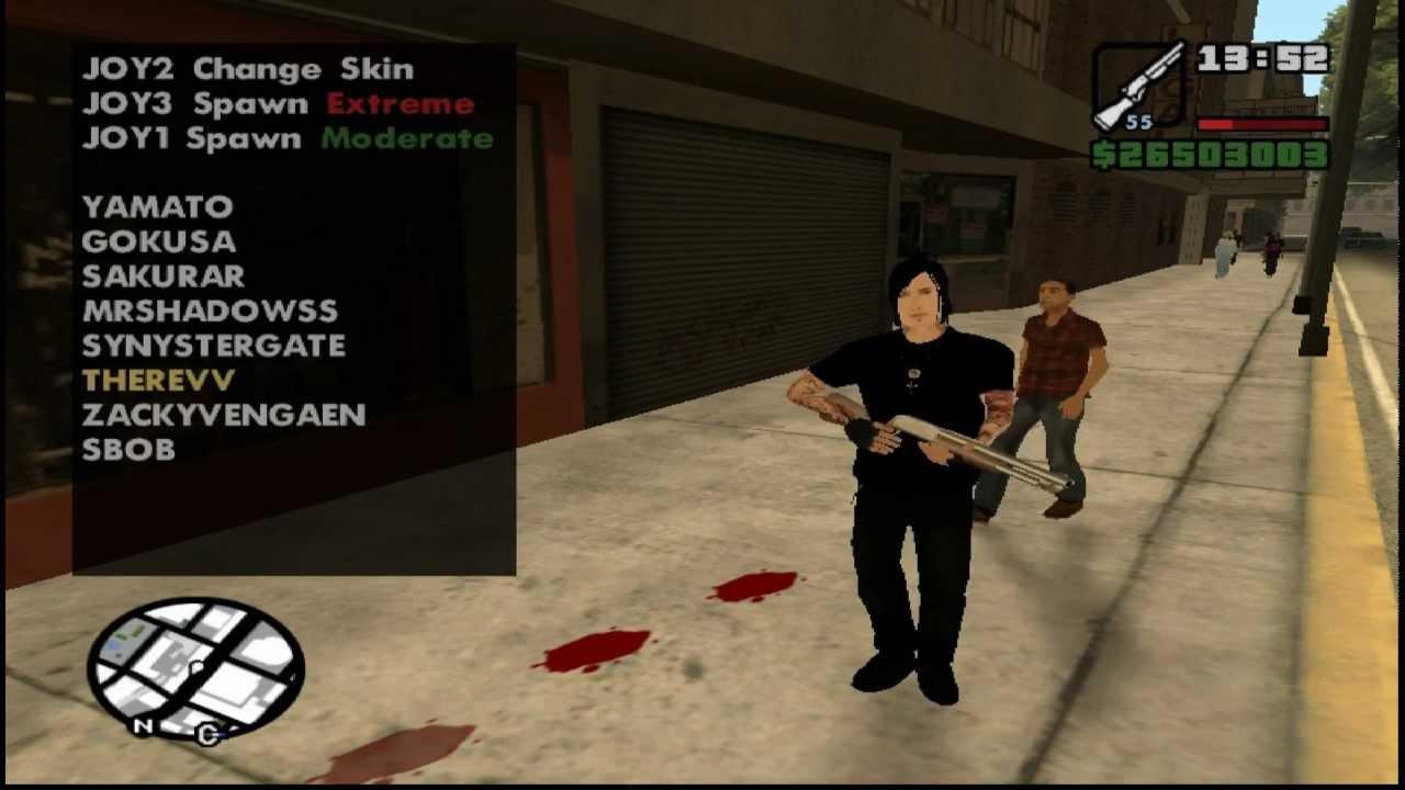 Skins Vice City Gta Ped