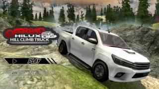 Offroad Hilux Hill Climb Truck