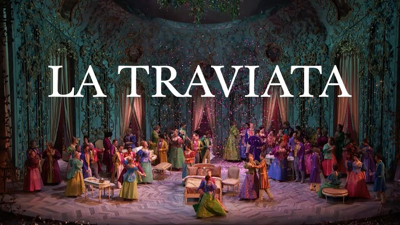 La Traviata: Trailer