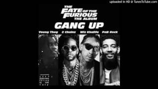 Young Thug, 2 Chainz, Wiz Khalifa & PnB Rock Gang Up (The Fate of the Furious: The Album) VID
