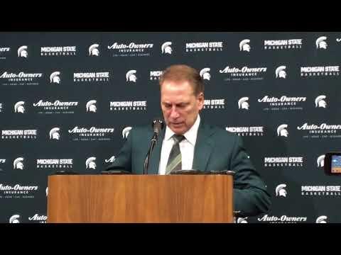 Tom Izzo on losing to Michigan