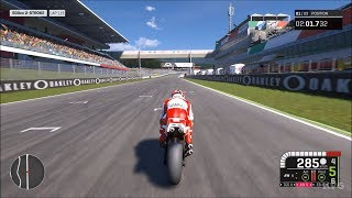 MotoGP 19 - Wayne Rainey Gameplay (PC HD) [1080p60FPS]