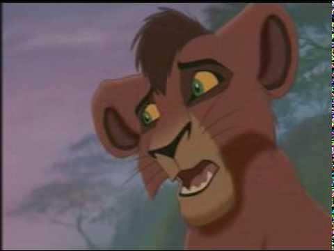 I Don't Dance ~ Simba and Kovu