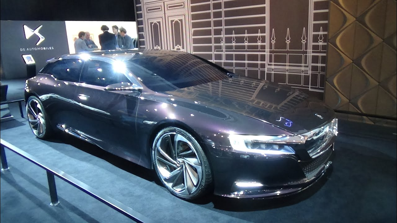 2015 citroen ds numero 9 concept auto show autorai amsterdam 2015 youtube. Black Bedroom Furniture Sets. Home Design Ideas