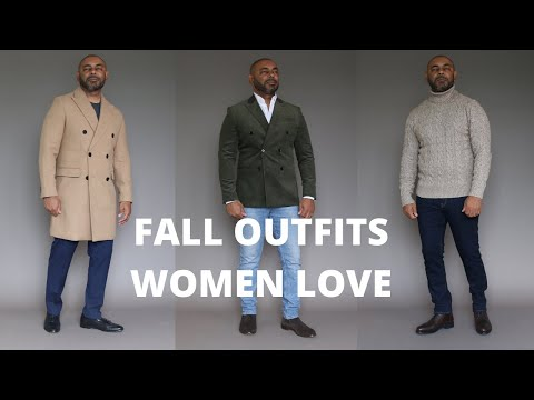 5 Men's Fall Outfits Women Love Featuring Express