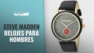 10 Mejores Ventas De Steve Madden: Steve Madden Men