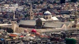 نسم علينا الهوا فيروز دمشق سوريا