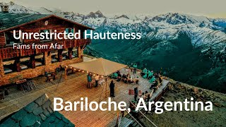Never before seen virtual tour of Bariloche, Argentina for event professionals