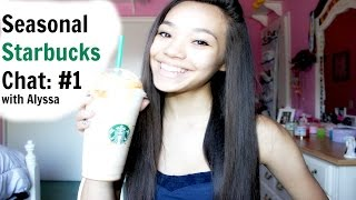 Seasonal Starbucks Chat! #1 Thumbnail