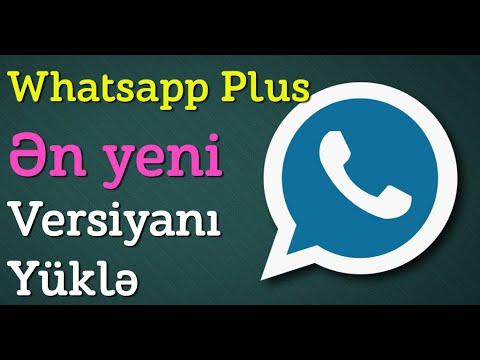 Vatsap plus yukle 2021, Whatsapp plus yukle son versiya 16:06:2021