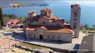Makedonya / Ohrid - 4. Bölüm - Balkanlar Diyarı - TRT Avaz
