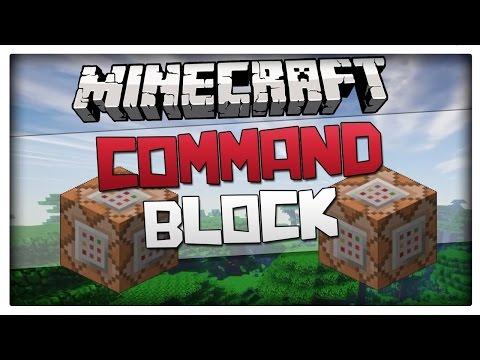 Command block tutorial I[ArmorStand]I