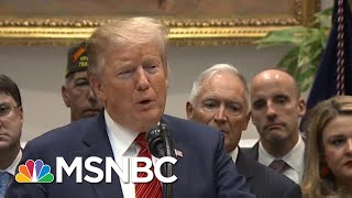 Donald Trump & Trump Org Possibly Being Investigated As A Criminal Enterprise | Deadline | MSNBC