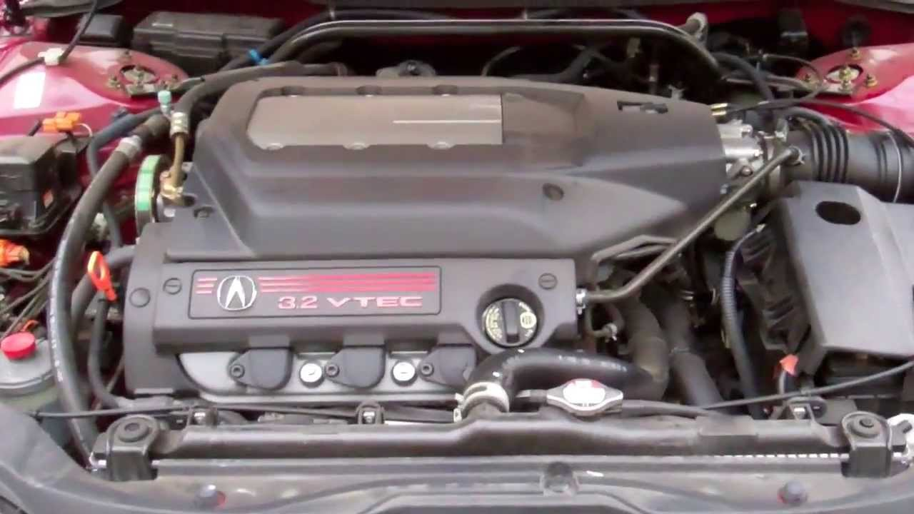 Acura CL TypeS With DropIn KN YouTube - Acura tl type s cold air intake