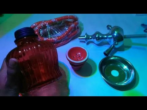 Beginners Hookah Guide: How To Setup And Make A Perfect Hookah Smoke cloud MYA-QT || HINDI ||