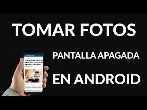 Cómo Tomar Fotos en Android con la Pantalla Apagada ¡Muy Fácil!
