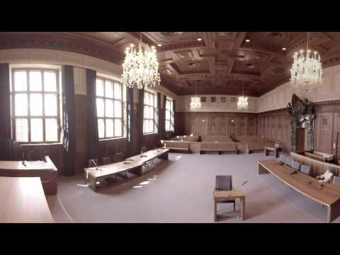 360-Grad-Video Nürnberger Prozesse - Eine der letzten Zeitzeuginnen erinnert sich
