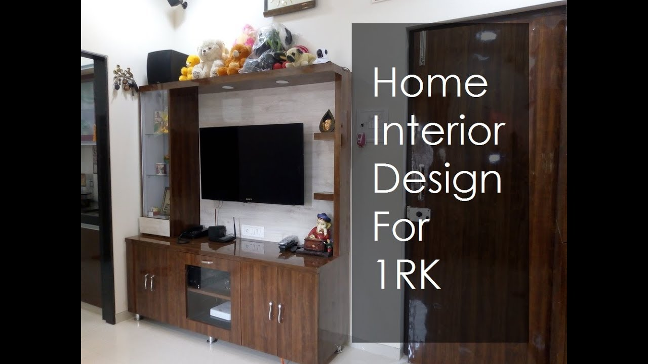 Home Interior Design For 1rk By Civillane Com Youtube