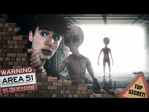 Was ist wirklich in der AREA 51? // Marius Angeschrien