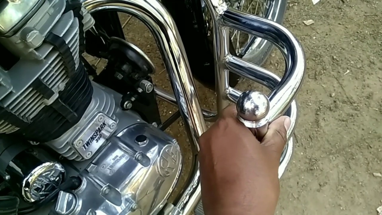Additional accessories for Royal Enfield Classic 350