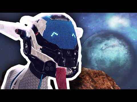 GOAT IN SPACE!! | Goat Simulator
