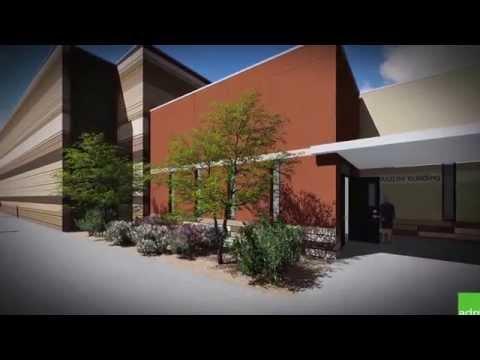Blackwater Community School-Virtual Randition of New School