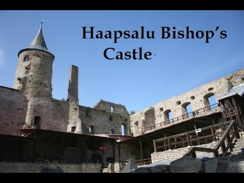 Haapsalu Bishop's Castle Estonia