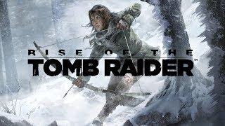 Rise Of The Tomb Raider #16: Płyń Larcia... Z Maską Do Nurkowania :D