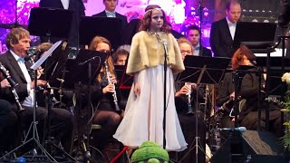 "Amira Willighagen - Memorial Grebbeberg Battle 1940 - ""Ombra Mai Fu"" and ""Nessun Dorma"" - May 2015"