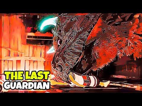 BORTFØRT?! - The Last Guardian (PS4 Pro) #15