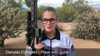 Danyela D'Angelo POF-USA renegade plus 3 gun nation