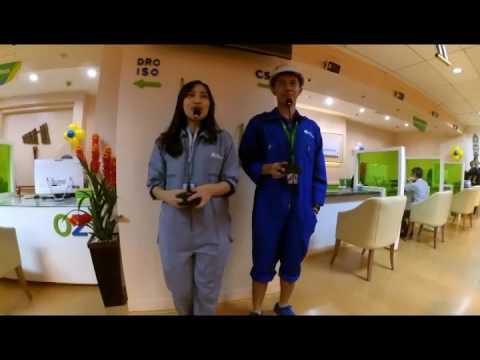 Day 3 : Hari Pelanggan Nasional 2016 BPJS Ketenagakerjaan Jakarta Menara Jamsostek