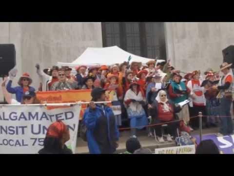 2 11 15 Health Care for All Oregon   Salem Rally