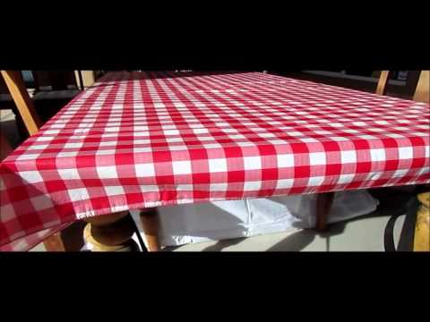 Wind Proof Picnic Table Cover