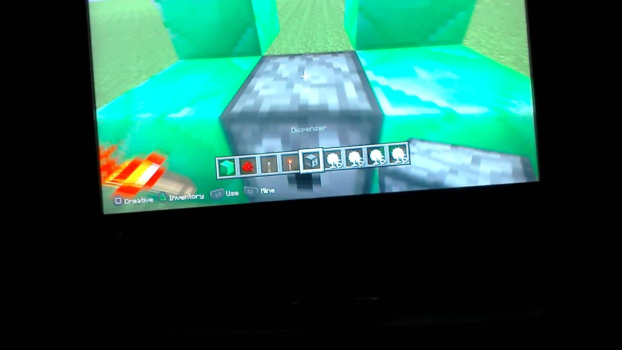 how to get a gun in minecraft ps3