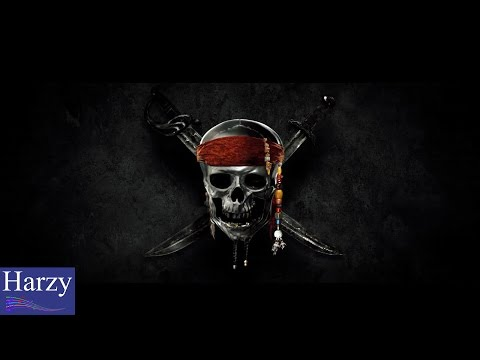 Pirates of the Caribbean - He's a Pirate (Piano Version) [1 Hour Version]