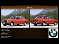 Classic Cars Collection: BMW 1976 - 1980