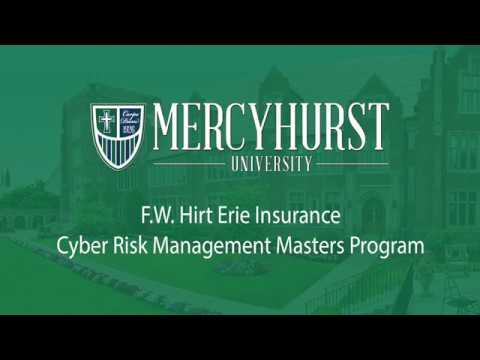 Cyber Risk Management at Mercyhurst University